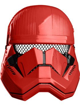 Star Wars episode 9 Child Sith Trooper Mask