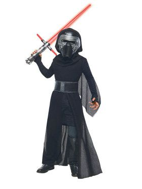 Boy's Star Wars Super Deluxe Kylo Ren Costume