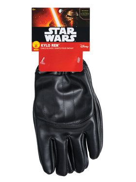Star Wars: The Force Awakens - Kylo Ren Boys Gloves