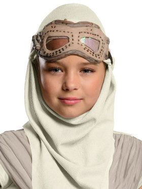 Star Wars: The Force Awakens - Rey Girls Eye Mask With Hood