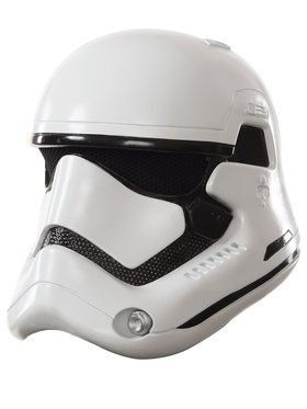 Star Wars: The Force Awakens - Boys Stormtrooper Full Helmet