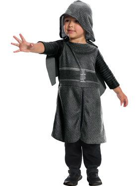 Star Wars Episode VIII: The Last Jedi Kylo Ren Toddler Costume