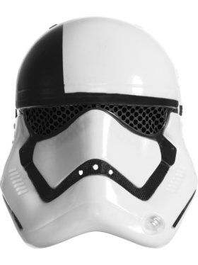 Star Wars Episode VIII The Last Jedi Executioner Trooper 1/2 2018 Halloween Masks for Adults