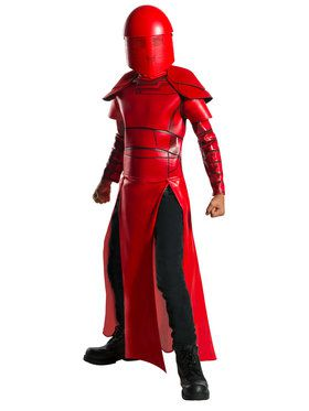 Star Wars Episode VIII - The Last Jedi Deluxe Child Praetorian Guard Costume