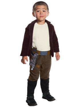 Star Wars Episode VIII: The Last Jedi Poe Dameron Toddler Costume