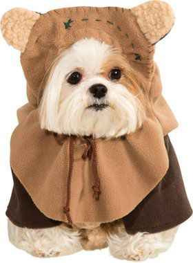 Dog Star Wars Ewok Costume for Larger Dogs