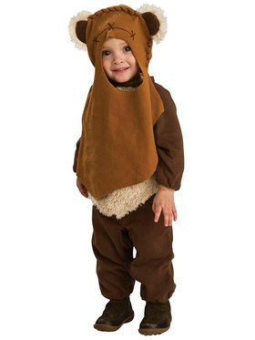 Ewok (Star Wars) Costume for Infants/ Toddlers