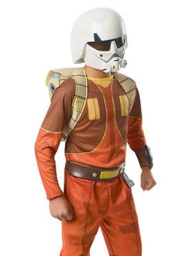 Star Wars Classic Edition: Ezra Bridger 2-piece Helmet