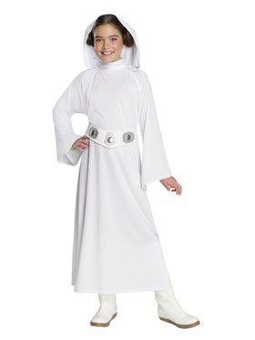 Star Wars: Forces Of Destiny Deluxe Princess Leia Costume for Girls
