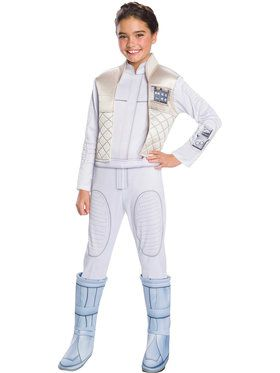 Star Wars: Forces Of Destiny - Deluxe Princess Leia Organa Costume for Girls
