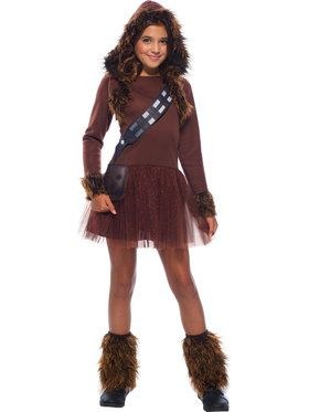 The Force Collection: Star Wars Classic Children Chewbacca Classic Costume