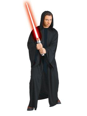 Adult Sith Robe Hooded Costume