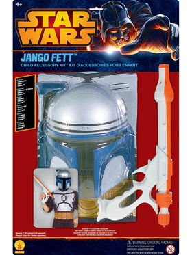 Childrens Jango Fett Blister Kit