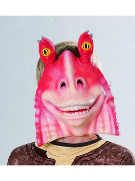 Star Wars Jar Jar Binks 3/4 2018 Halloween Masks