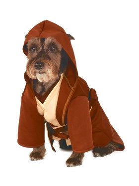 Star Wars Jedi Robe Costume For Pets