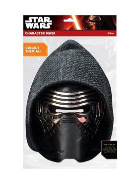 Kylo Ren Star Wars Face 2018 Halloween Masks