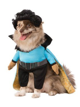 Star Wars Lando Calrissian Costume for Pets
