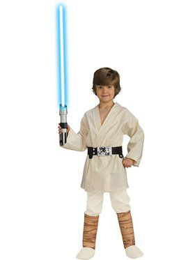 Luke Skywalker (Star Wars) CostumeDeluxe for Kids
