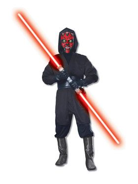 Adult Ad Sw Ei- Darth Maul Costume