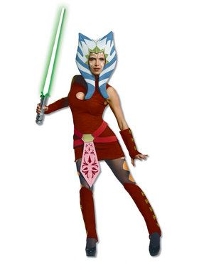Ahsoka Costume for Adults
