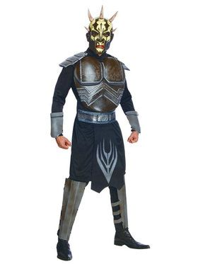 Star Wars Mens Dlx. Savage Opress Costume