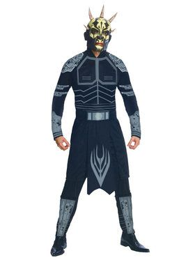 Star Wars Mens H/S Savage Opress Costume