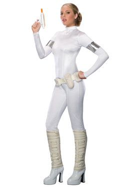Adult Sexy Padme Amidala Star Wars Costume