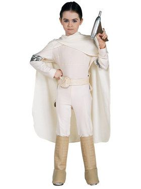 Child Deluxe Star Wars Padme Amidala Costume