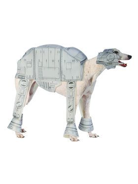 Star Wars Pet At-At Imperial Walker Costume