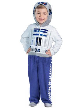 Star Wars Toddler Premium R2D2 Costume