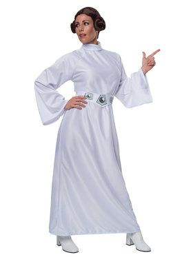 Star Wars Adult Princess Leia Costume  sc 1 st  BuyCostumes.com : galactic princess costume  - Germanpascual.Com