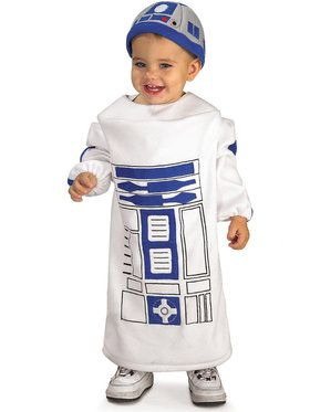 R2D2 (Star Wars) Costume for Toddlers