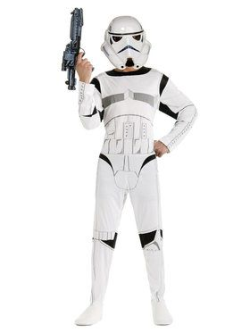 Adult Star Wars Rebel Stormtrooper Costume