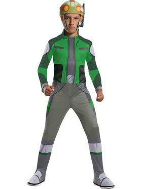 "Star Wars Resistance Classic Kazuda ""Kaz"" Xiano Child Costume"
