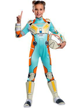 Star Wars Resistance Deluxe Torra Doza Child Costume