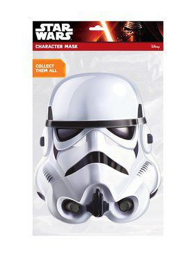 Retro Stormtrooper Star Wars Face 2018 Halloween Masks