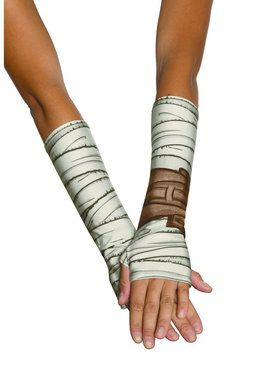 Women Adult Rey Glovelettes