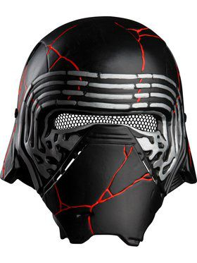 Kylo Ren Child Star Wars Rise of Skywalker 1/2 Mask