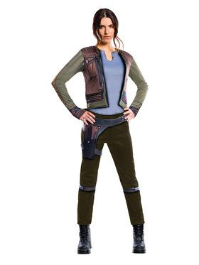 Star Wars Rogue One Deluxe Jyn Erso Costume for Adults