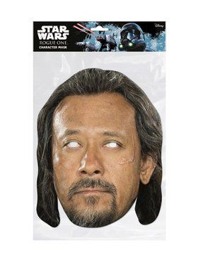 Rogue One Baze Star Wars Face 2018 Halloween Masks
