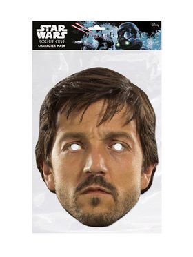 Rogue One Cassian Star Wars Face 2018 Halloween Masks