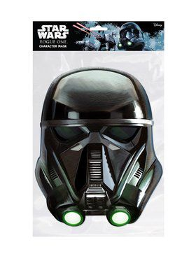 Rogue One Death Trooper Star Wars Face 2018 Halloween Masks