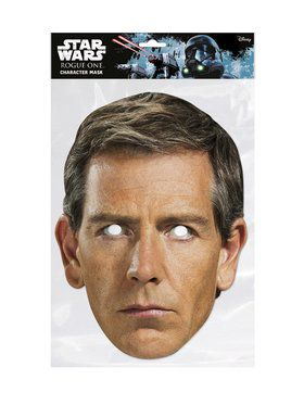Rogue One Krennic Star Wars Face 2018 Halloween Masks