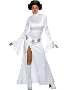 Star Wars Princes Leia Adult Costum