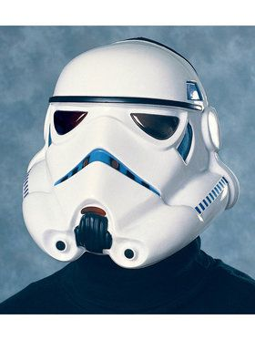 Star Wars Stormtrooper Adult 3/4 2018 Halloween Masks