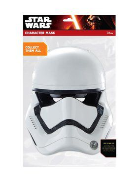 Star Wars Stormtrooper Facemask