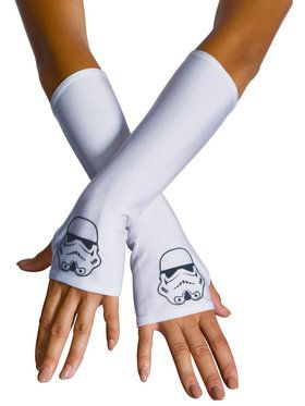 Star Wars Stormtrooper Gloveletts