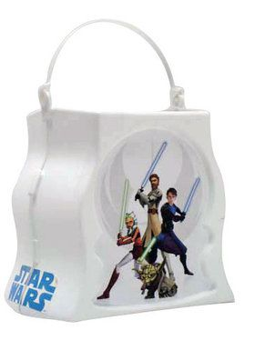 Star Wars The Clone Wars - Trick-or-Treat Pail One-Size