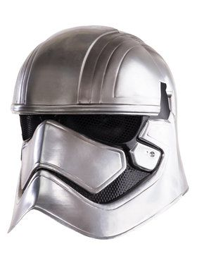 Star Wars The Force Awakens Captain Phasma Helmet for Adults