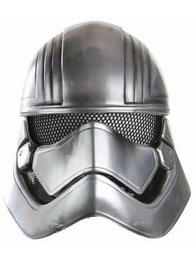 Star Wars: The Force Awakens - Captain Phasma Adult Half Helmet